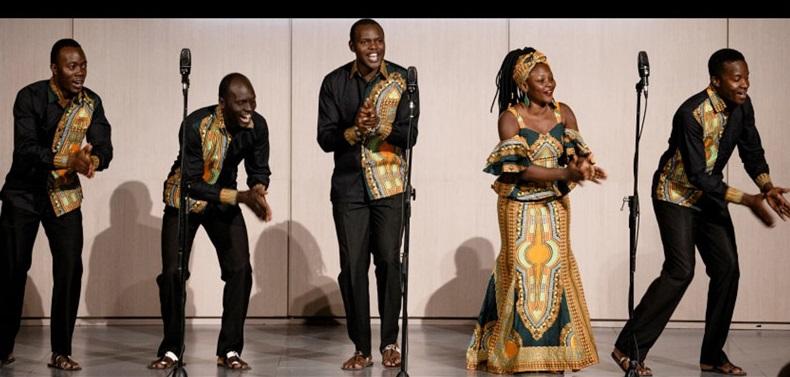 Quinteto Aba Taano de Uganda/Img.AVAN