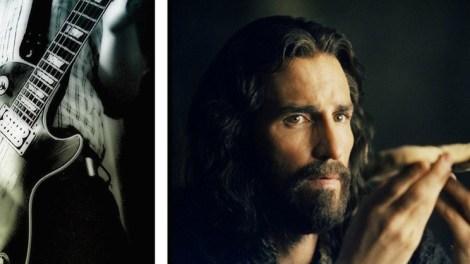 Cartel de la 'Nochevieja con Luz Nueva' con 'Jesucristo en el centro' /Img. informaValencia.com