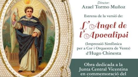 Concierto de clausura del Año de San Vicente Ferrer/Junta Central Vicentina