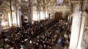 La parroquia valenciana durante la Festividad de San Nicolás/Img. Javier Peiró