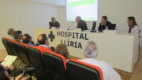 Hospital de Llíria/Archivo