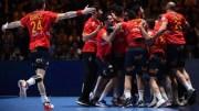 La selección española de balonmano supera a una Croacia muy férrea para revalidar el oro continental y certificar su presencia en los Juegos Olímpicos/Rtve