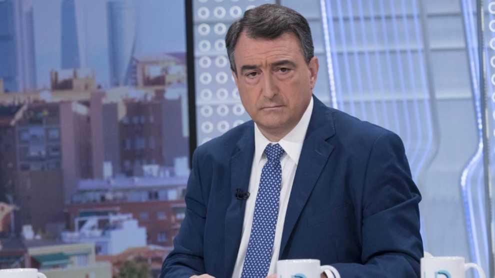 Aitor Esteban, portavoz del PNV en el Congreso/Rtve