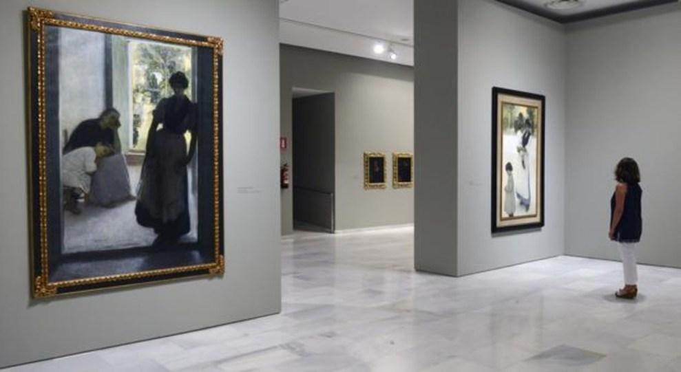 Exposición Julio Romero de Torres/FB