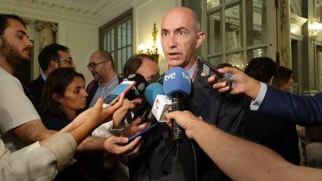 Pepe Gosálbez, portavoz del Grupo Municipal VOX en el Ayuntamiento de Valencia/img. informaValencia.com