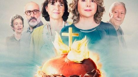 Cartel de la película Corazón Ardiente/AVAN