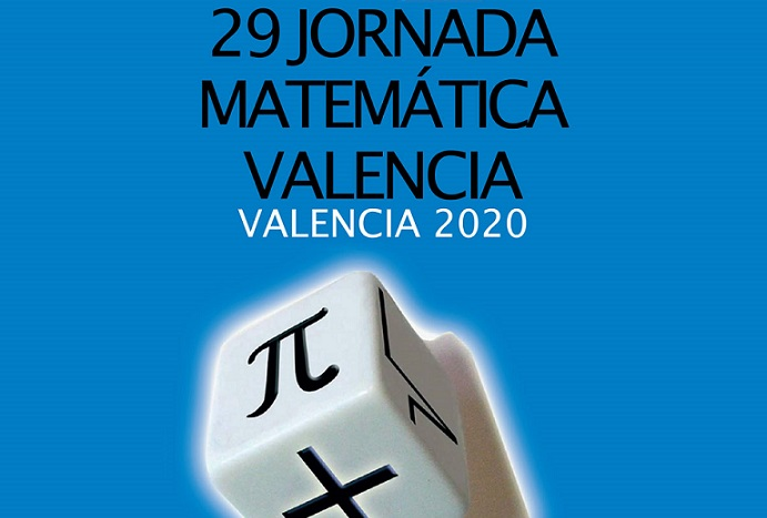 Cartel de la XXIX Jornada Matemática del colegio Guadalaviar/Img. colegio