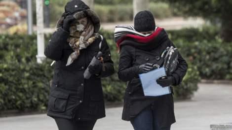 Descenso de temperaturas en Valencia/Img. inforaValencia.com