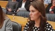 Beatriz gascó, portavoz de Educación del PP en Les Corts