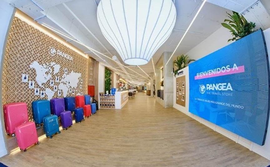 Pangea, un nuevo concepto en venta y asesoría de viajes/Img.Pangea