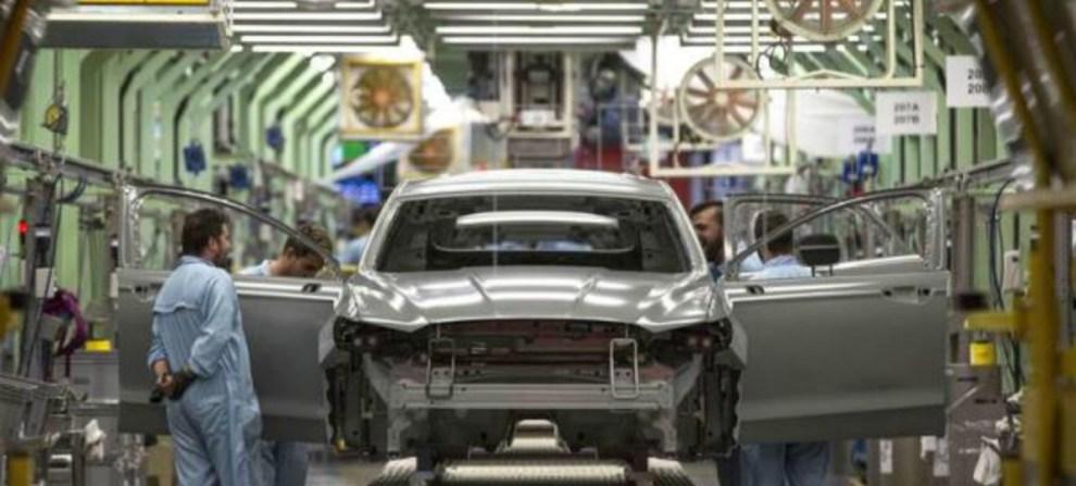Factoría Ford en Almussafes/Imgtwitter