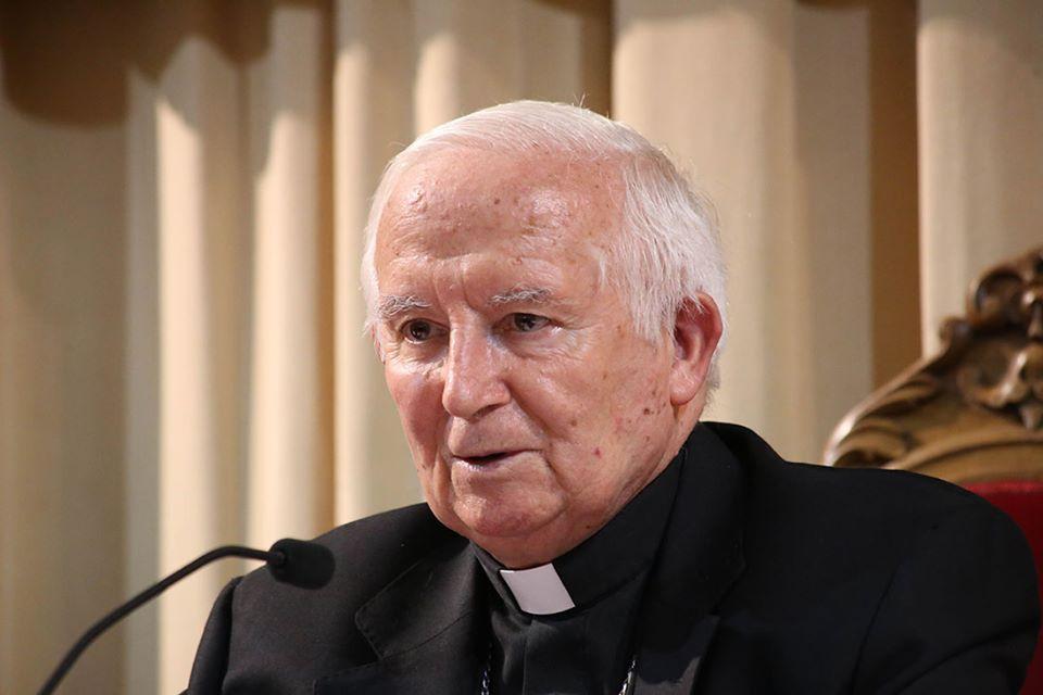 Antonio Cañizares, Cardenal Arzobispo de Valencia/Img. Catedral de Valencia