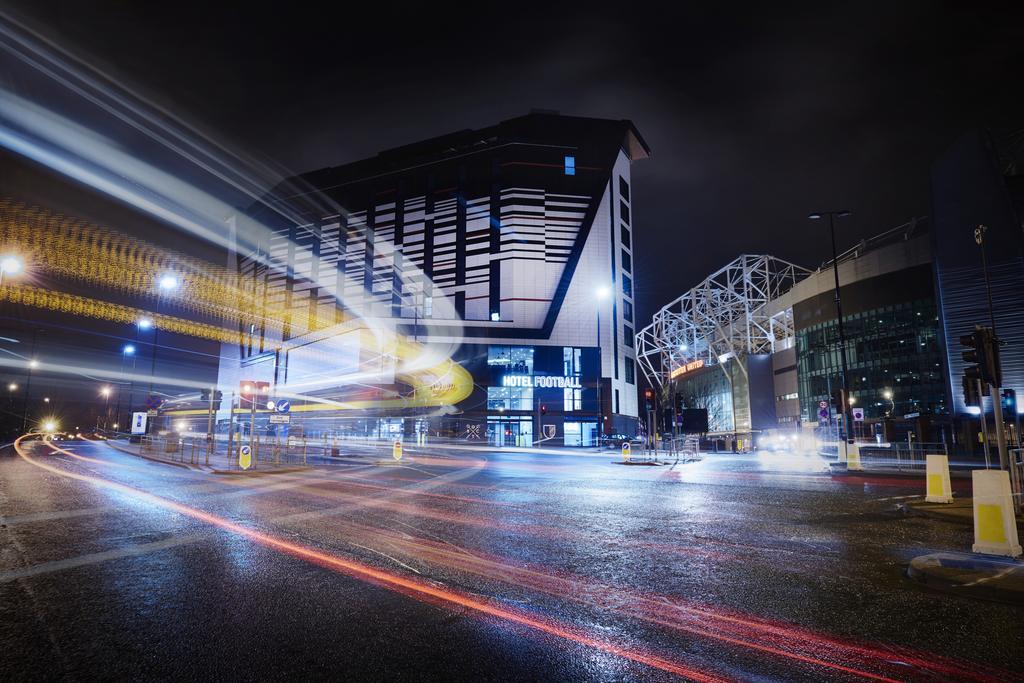 El Football Hotel junto al estadio Old Trafford de Manchester/Booking