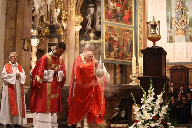 El Arzobispo presidirá en la Catedral la misa del Domingo de Ramos/informaValencia.com