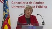 Ana Barceló, consellera de Sanidad de la Generalitat Valenciana/nformaValencia.com