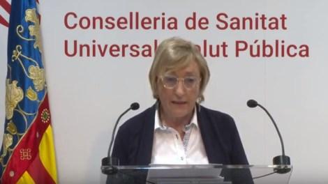 Ana Barceló, miércoles 8 de abril