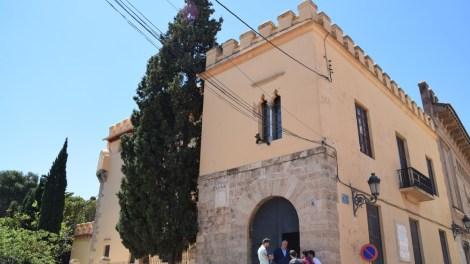 Imagen de archivo del Colegio Mayor San Juan de Ribera de Burjassot