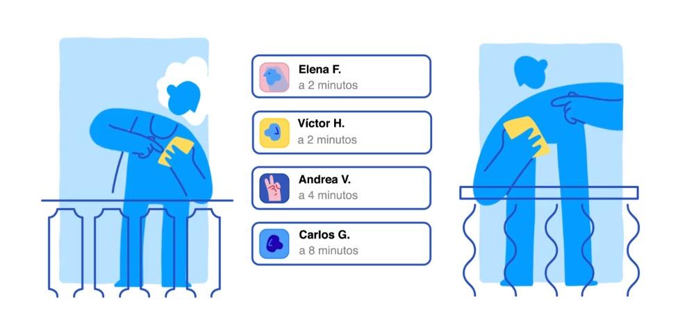 Nace 'TeAyudo', la App para buscar y ofrecer ayuda en tu barrio ...