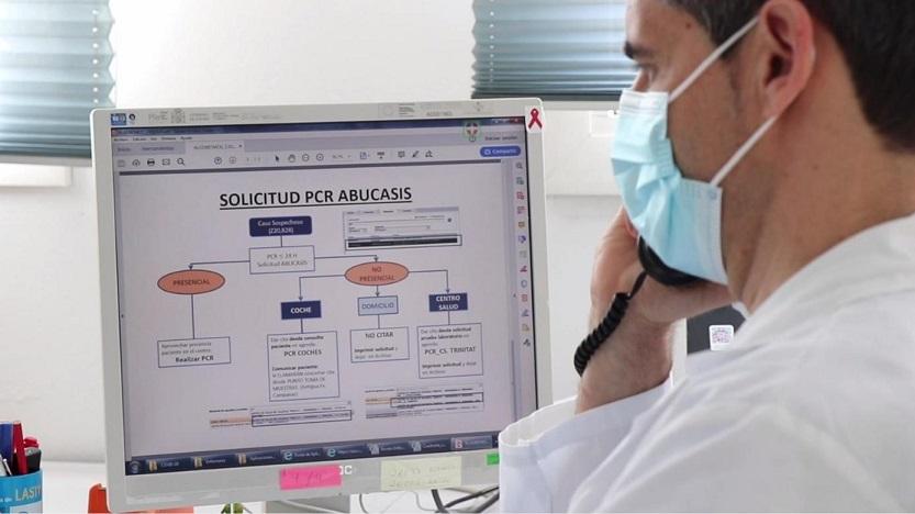 Rastreadores de Sanidad. informaValencia.com