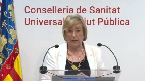 Ana Barceló, consellera de Sanidad de la Generalitat Valenciana/informaValencia.com