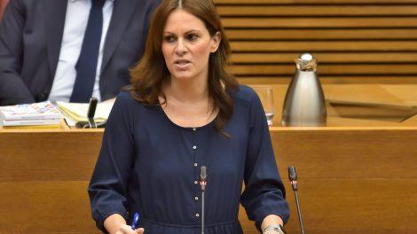 Beatriz Gascó, portavoz de Educación del Grupo Popular en Les Corts/Img PPCV