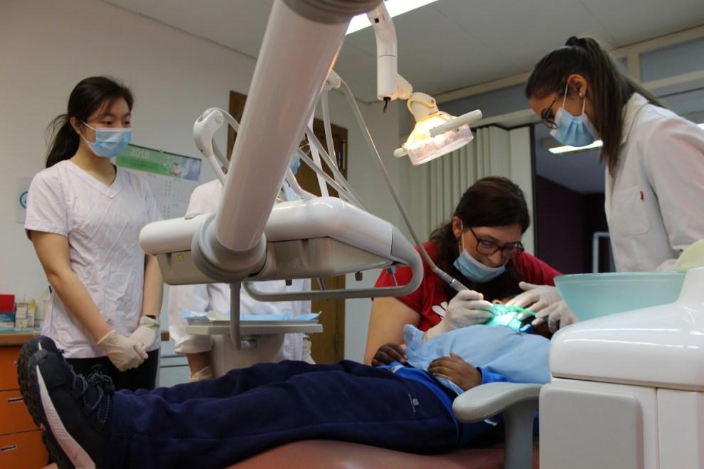 Clinica Odontológica Solidaria/uchceu.es