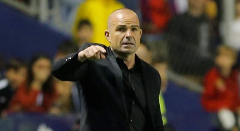 Paco López, entrenador del Levante UD/archivo