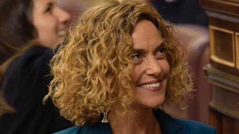 Meritxell Batet, miembro del PSC, actual presidenta del Congreso/rtve