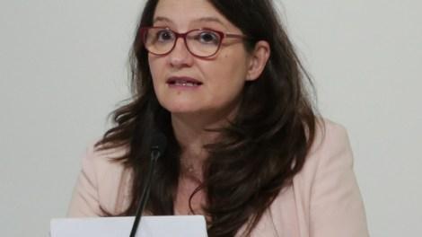 Mónica Oltra, Vicepresidenta y consellera de Igualdad y Políticas Inclusivas de la Generalitat valenciana/GVA