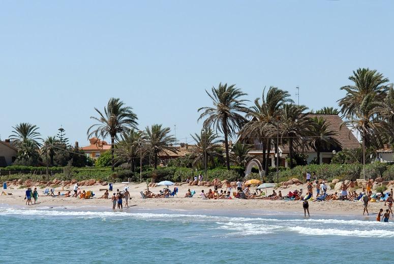 Playa de El Puig/archivo