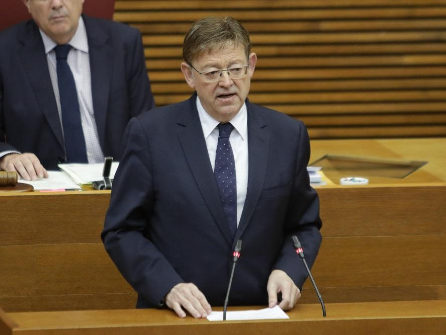 Puig ha anunciado una compensación económica extraordinaria para el personal que ha estado en primera línea de la lucha contra la pandemia/informavalencia.com