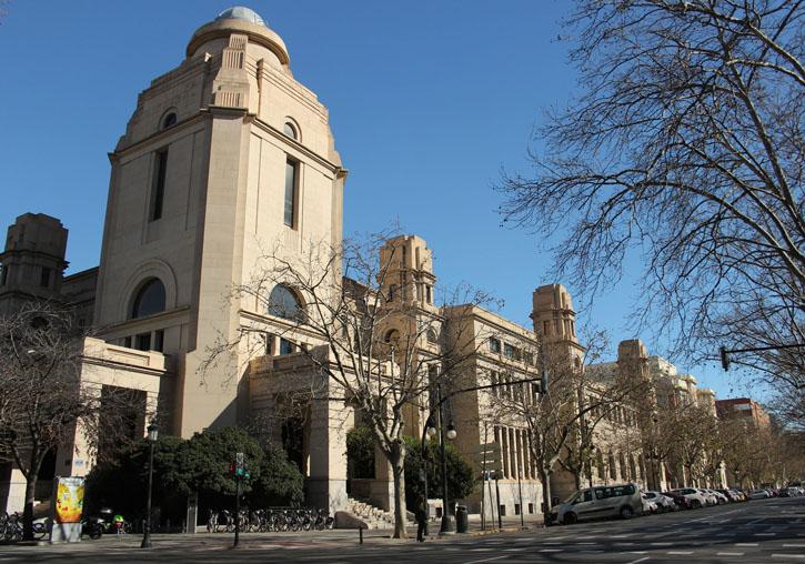 Rectorado Universidad de Valencia/archivo