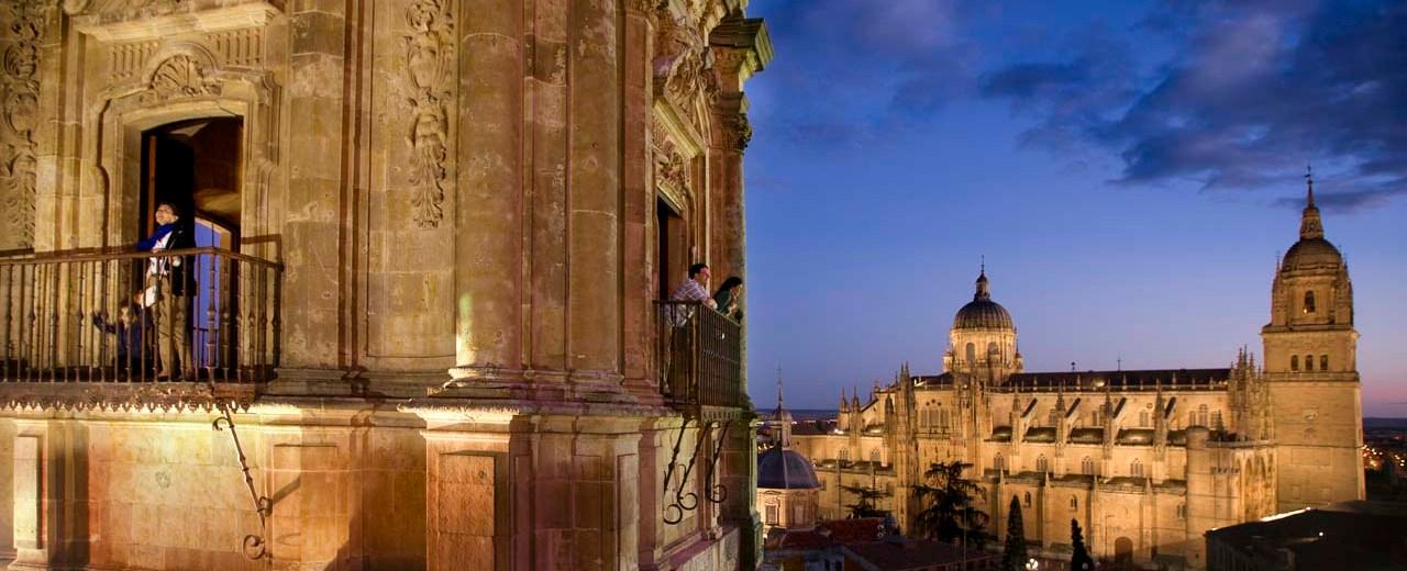 Torres de la Clerecía, Salamanca, Turismo Castilla León