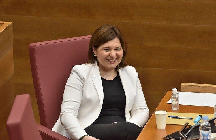 Isabel Bonig, Síndica del Partido Popular en Les Corts Valencianes/informaValencia.com