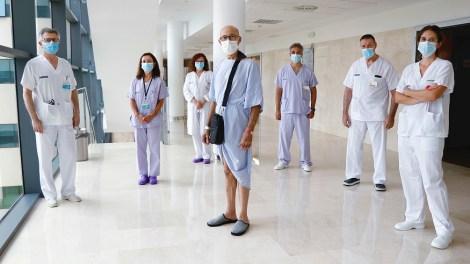 La operación se llevó a cabo durante el mes de julio por parte de un equipo multidisciplinar de Asistencia Mecánica Circulatoria y Trasplante Cardíaco del Hospital La Fe de Valencia - informaValencia.com