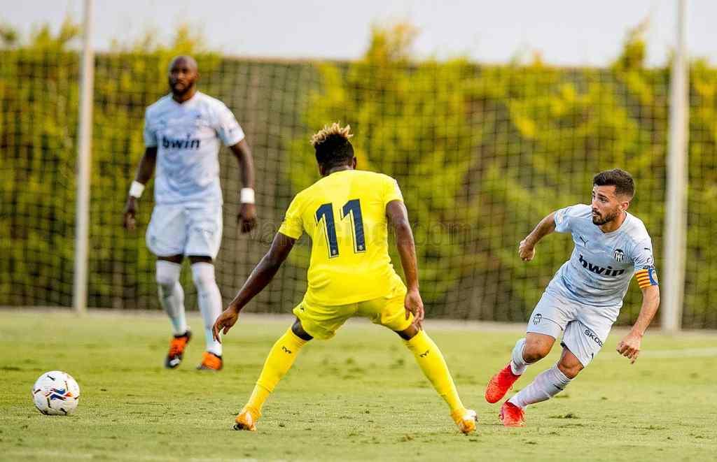 Jose Luis Gayá mantiene su extraordinario nivel de los últimos años - VCF