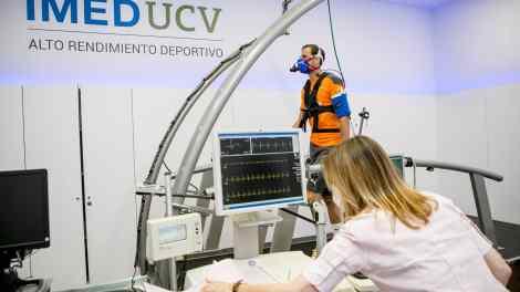Los jugadores del Valencia pasan las habituales pruebas médicas de principio de temporada/VCF