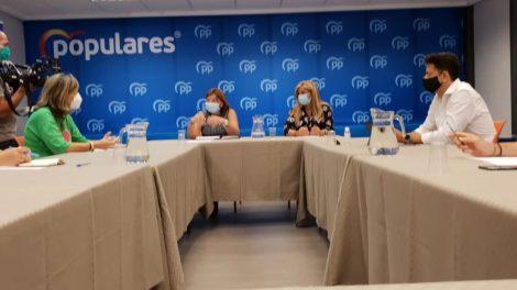 Reunión del comité de dirección del PPCV - informaValencia.com
