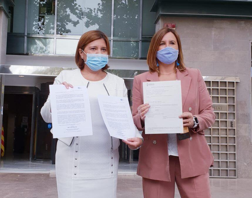 Isabel Bonig y MªJosé Catalá han solicitado al presidente Puig que la Generalitat que cree un comité de coordinación con los ayuntamientos valencianos - PPCV
