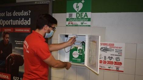 Metrovalencia instalará desfibriladores en las estaciones de Metro - informaValencia.com