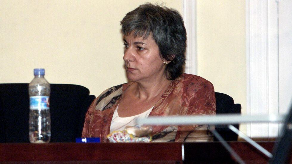 Dolores Vázquez - archivo