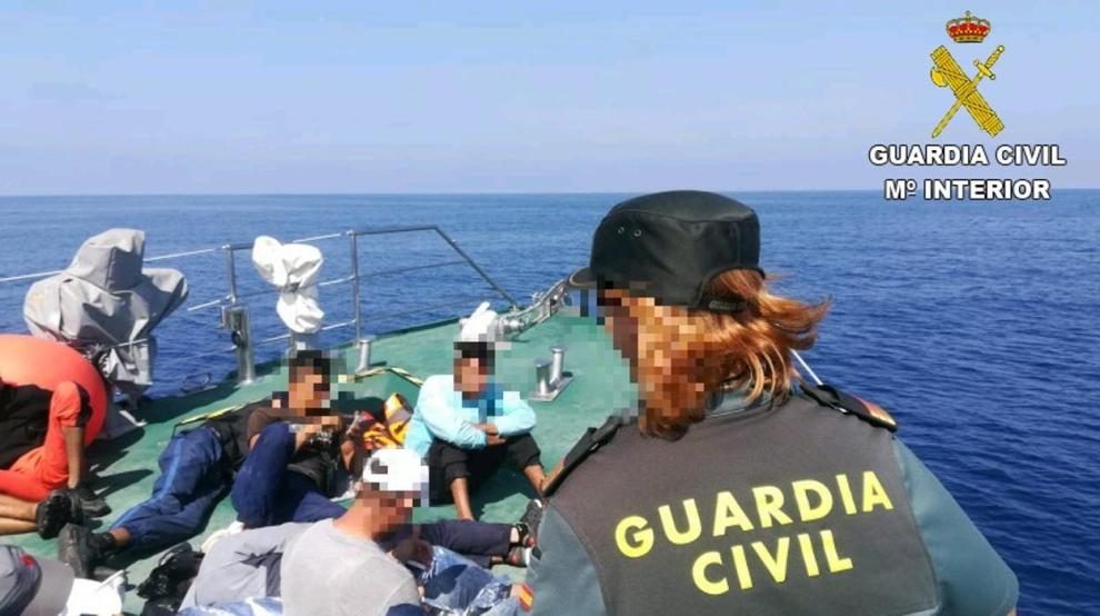 Imagen de archivo Guardia Civil