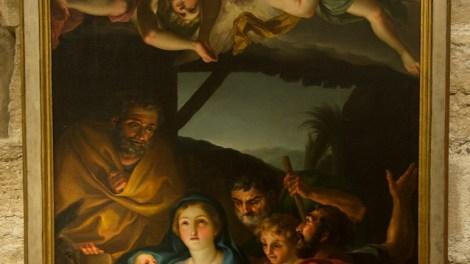 La Adoración de los Pastores, Museo de la Catedral de Valencia - AVAN