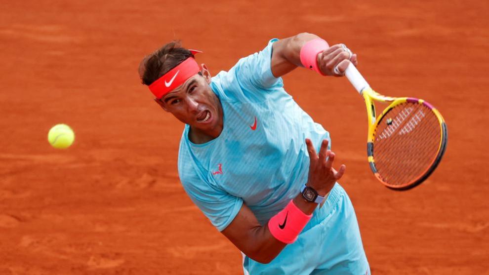 'Terminator' Nadal disputará su décimo tercera final de Roland Garros - Img. informaValencia.com tv.