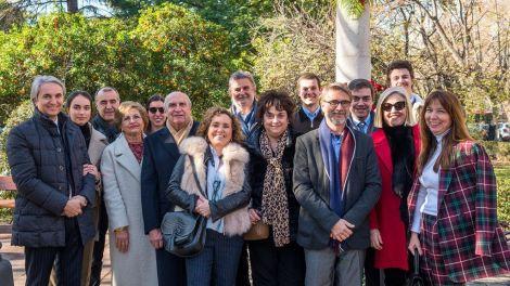 Amigos de la Fundación Manuel Broseta. Imagen de archivo