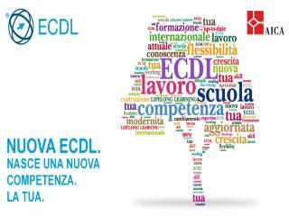 Logo Nuova ECDL