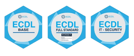 ECDL Full Standard IT Security Specialised
