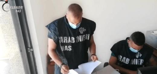 carabinieri fascicoli documenti