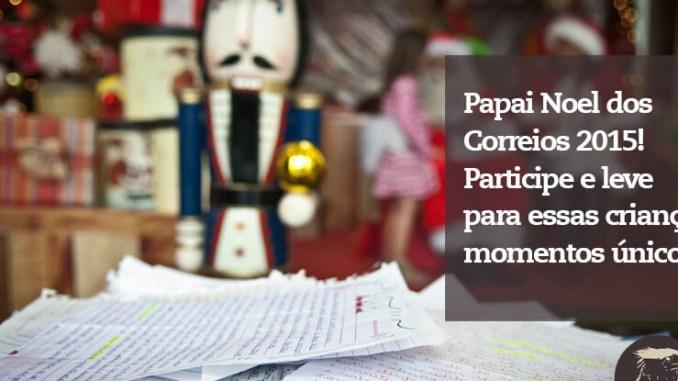 556bac0106 Natal  campanha dos Correios é lançada - Informe Blumenau
