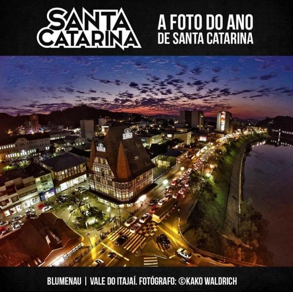 Imagem: Reprodução Instagram @SantaCatarina / Foto: Kako Waldrich